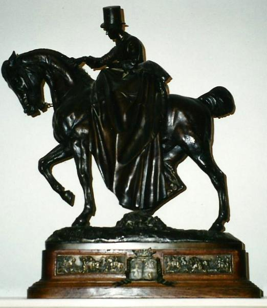 Jane Mary-bronze - p gayrard 1852